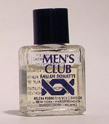Men's Club eau de toilette 5 ml  de Rubinstein Helena