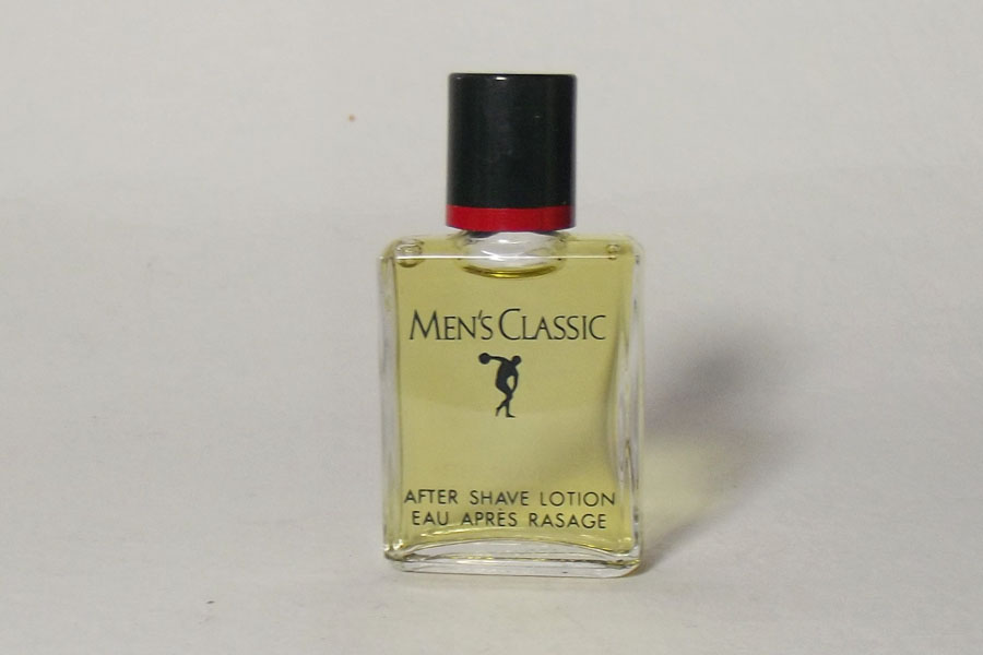 Men's Classic After Shave Lotion hauteur 5.2 cm plein de Men's Classic
